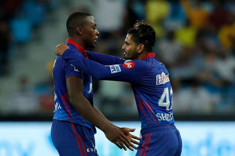 DC bowlers did not target the CSK batsmen with short-pitched deliveries. [P/C: iplt20.com]