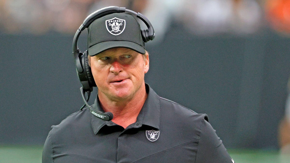 Raiders coach Jon Gruden is the perfect example of how mediocre white men get to thrive in the workplace