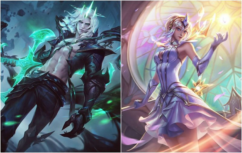 League of Legends patch 11.21 preview shows Lux and Viego buffs (Image via Riot Games)