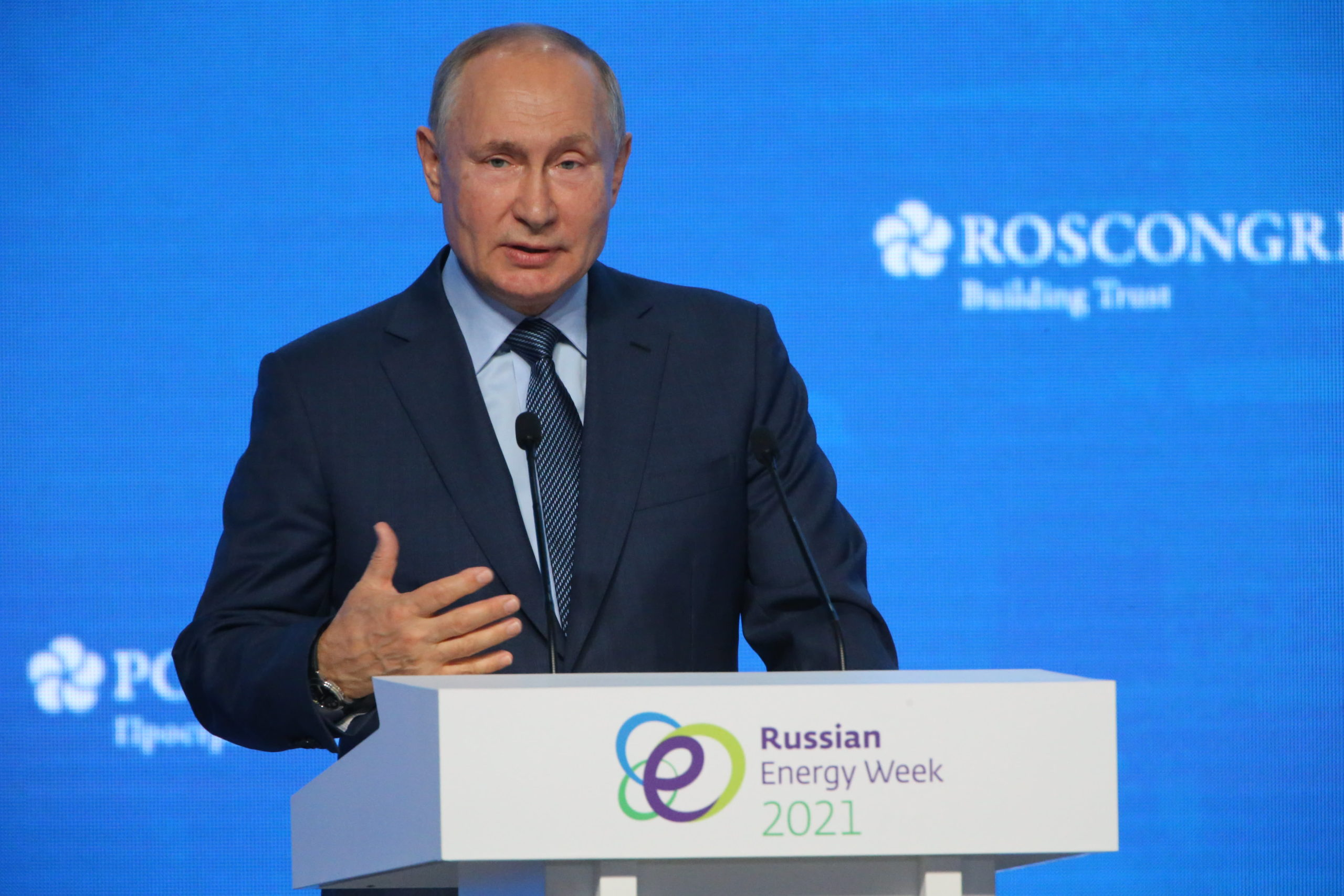 Russia's Putin says crypto has 'value' — but maybe not for trading oil