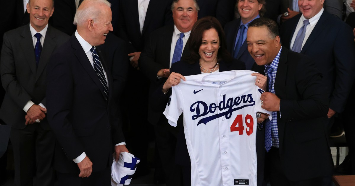 Dodgers-Giants playoff series puts some California politicians in a bind