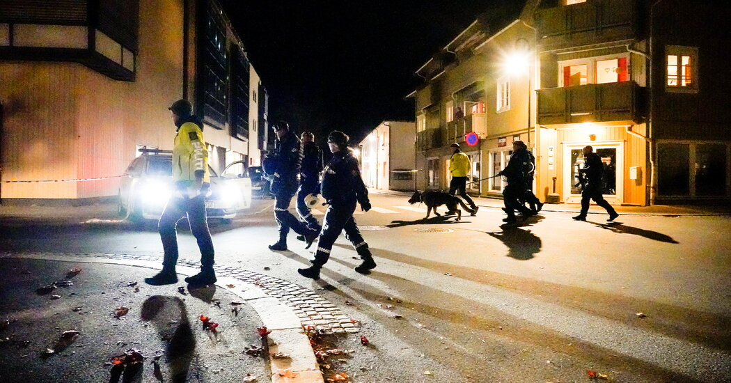 Norway Bow and Arrow Attack Leaves Five Dead