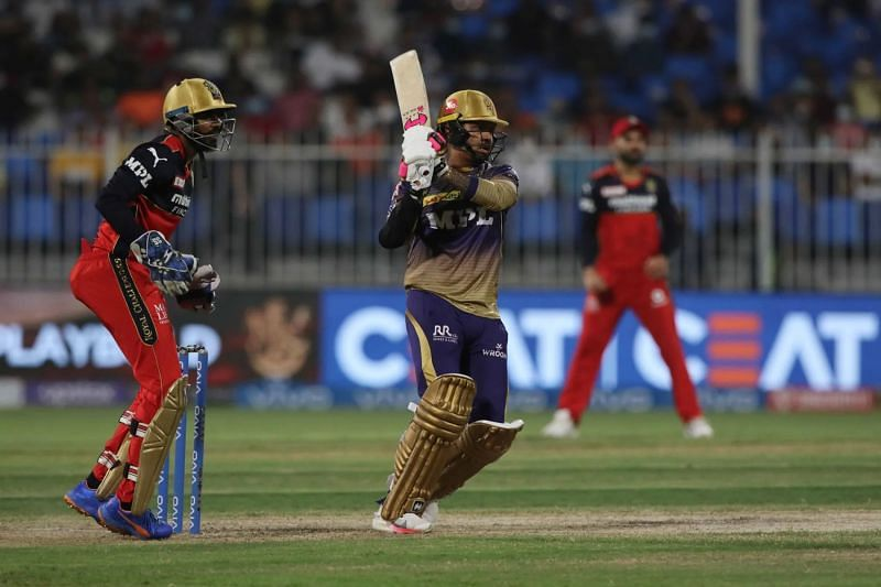 Sunil Narine stood out with both bat and ball. Pic: IPLT20.COM