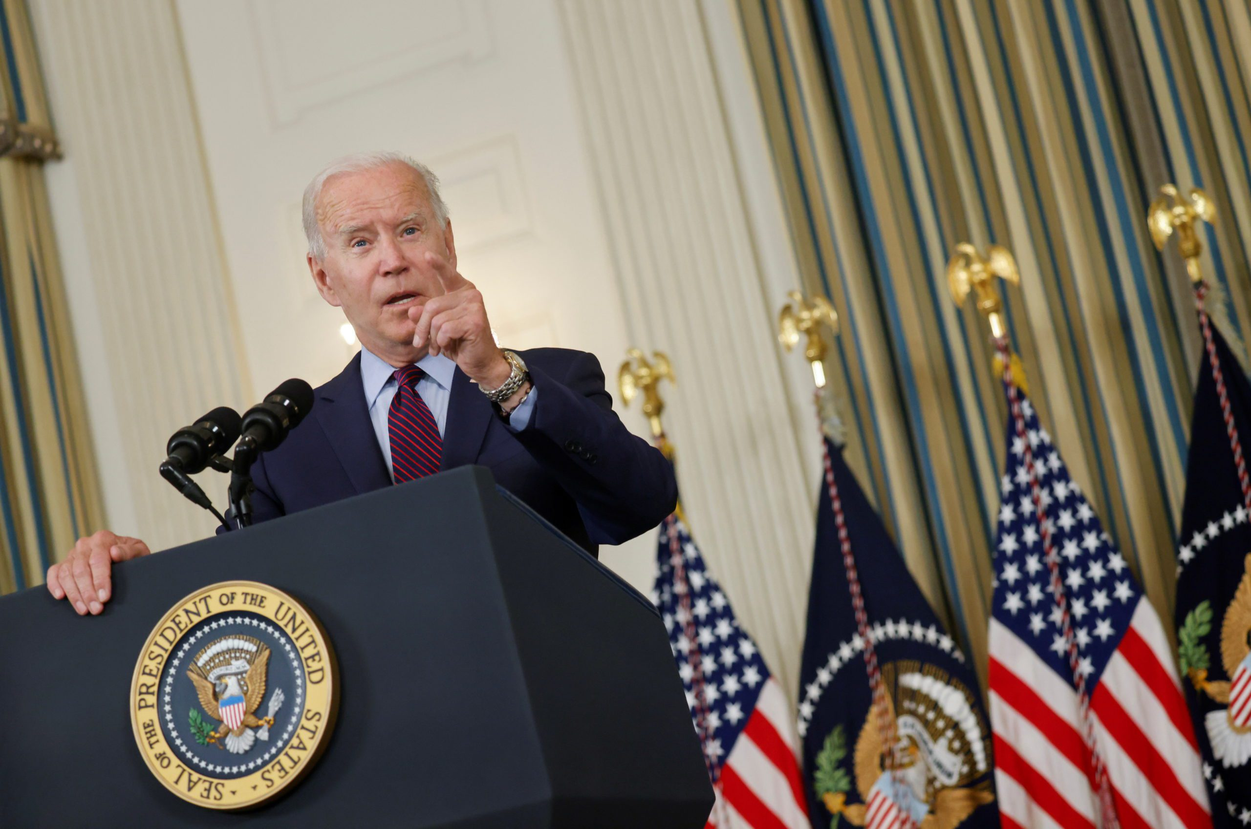 Biden Reverses Trump's Policy Of Terrorizing Immigrants With Workplace Raids