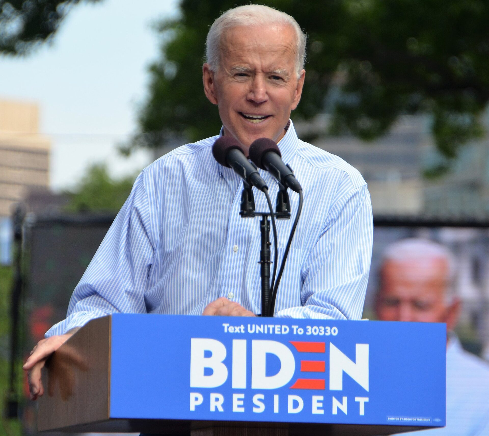 President's 'Word as a Biden' Isn't Worth Much, His Record Shows