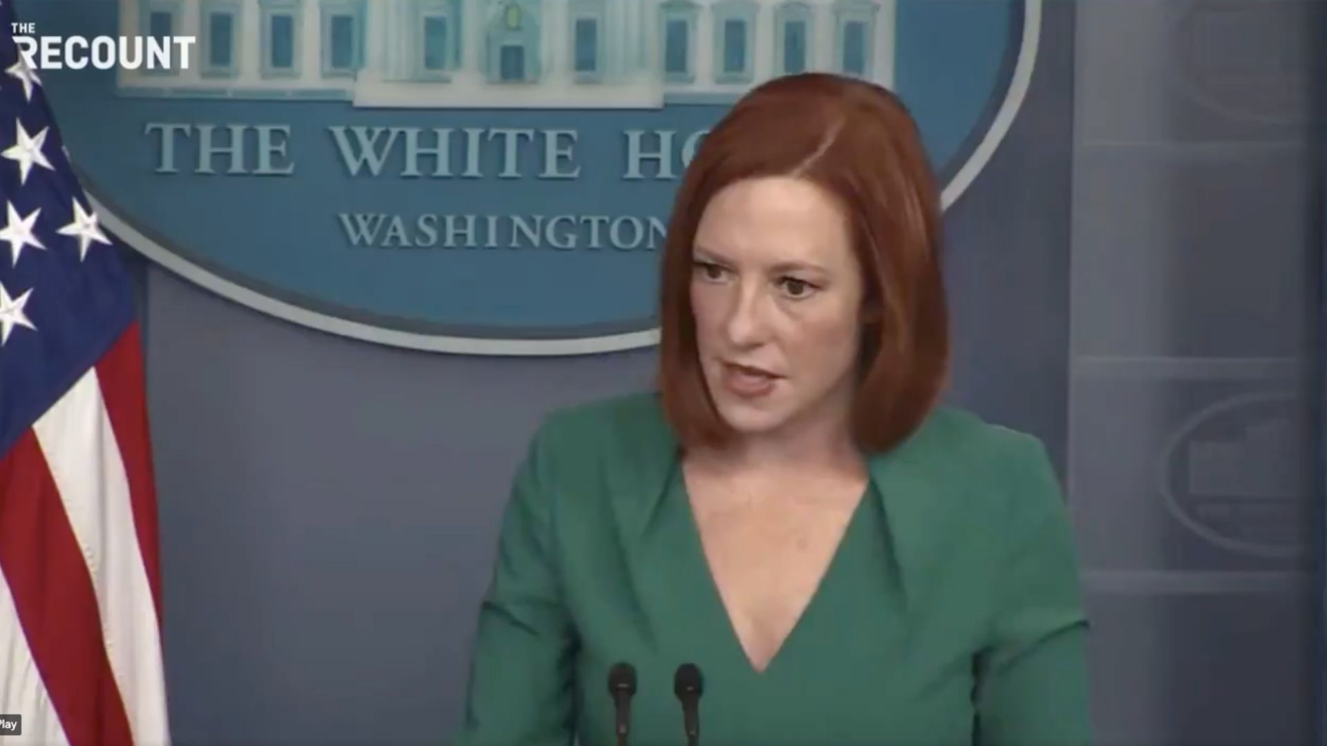 Psaki Dodges Question About If White House Believes Parents Opposed To CRT Are 'Domestic Terrorists'