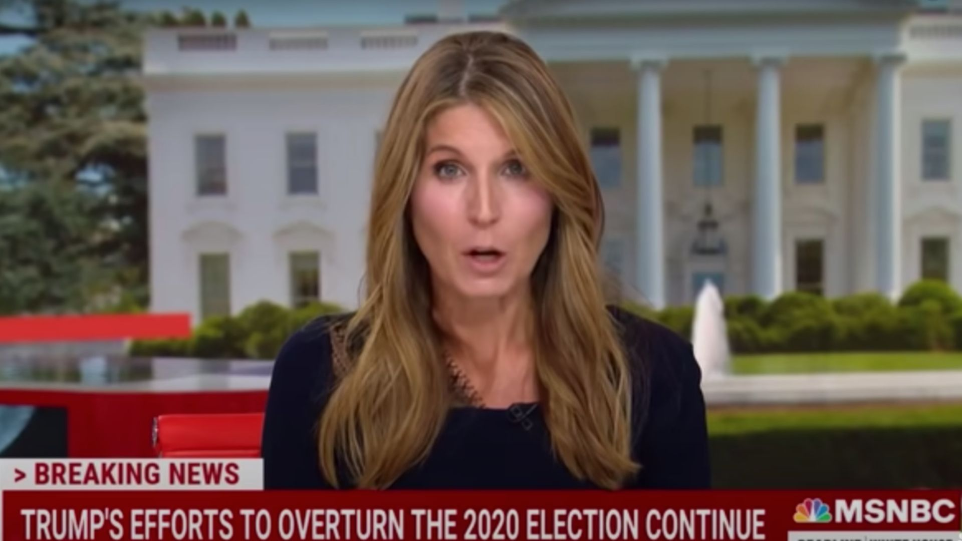 MSNBC's Nicolle Wallace Insults 'Knuckle-Dragging Right', Calls 'Bullsh*t' On Steve Scalise