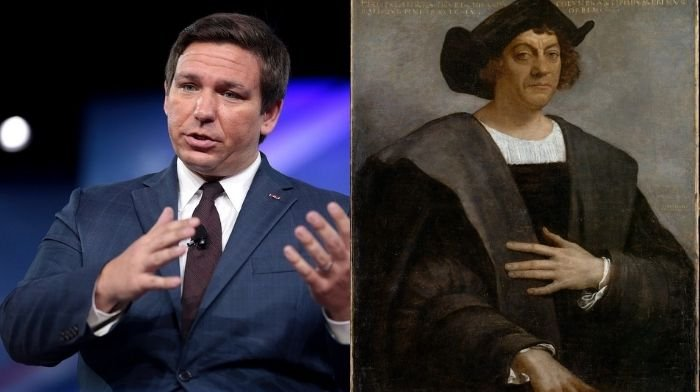 Gov. DeSantis Promotes Columbus Day In Florida While The Left Pushes Revisionist History