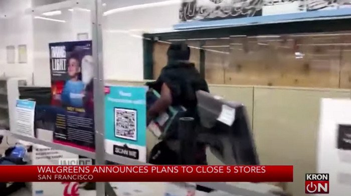 Walgreens To Close Stores In Democrat-Run San Francisco After Rise In 'Organized Retail Crime'
