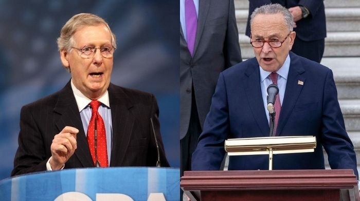 Republicans Not Happy With McConnell Cutting Secret Deal With Democrats On Debt Ceiling