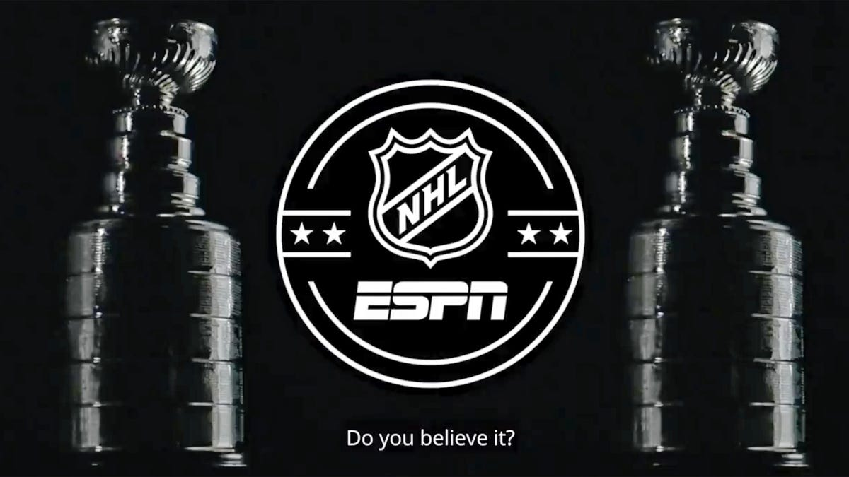 The NHL returned to ESPN, so here's what it lacked