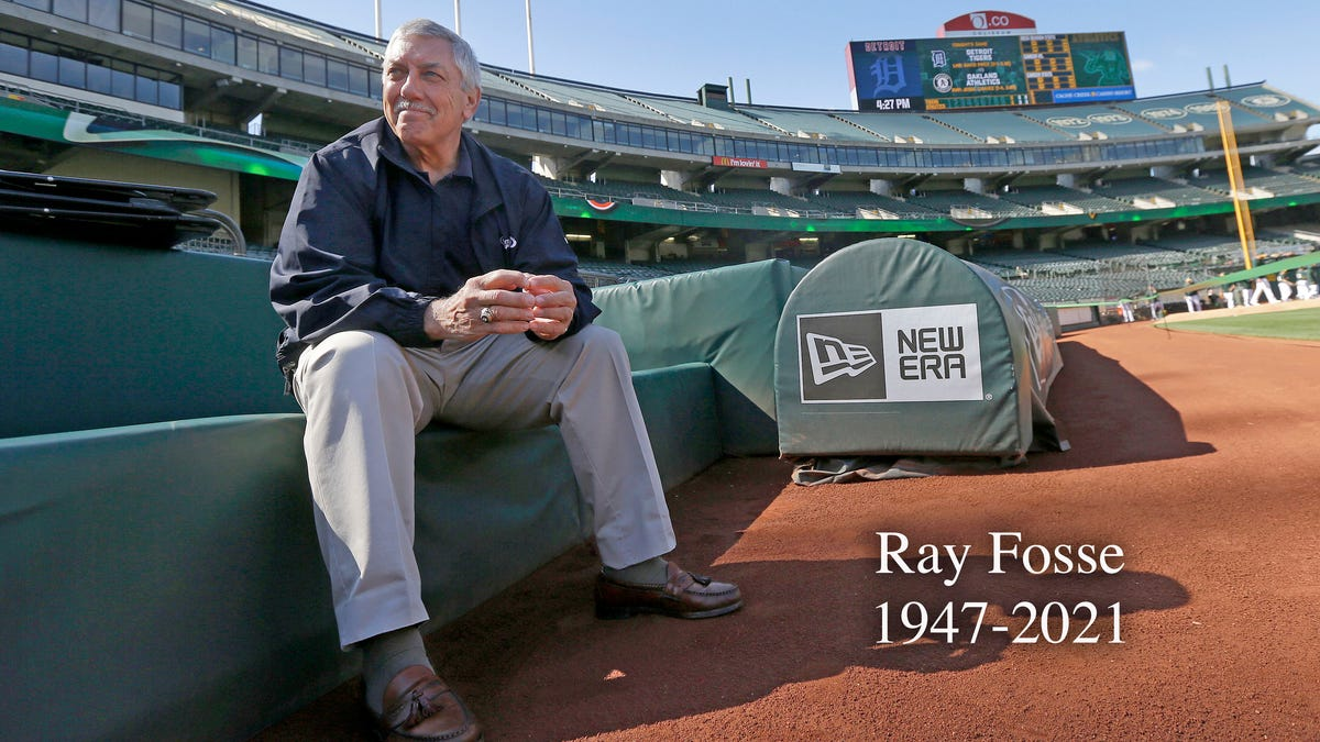 All-Star catcher Ray Fosse dies of cancer at 74