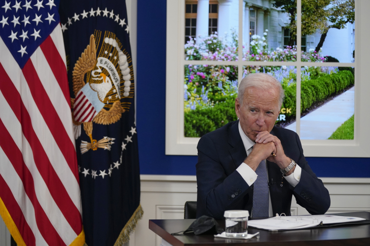 Dems Will Run, But They Can't Hide From Biden Failures