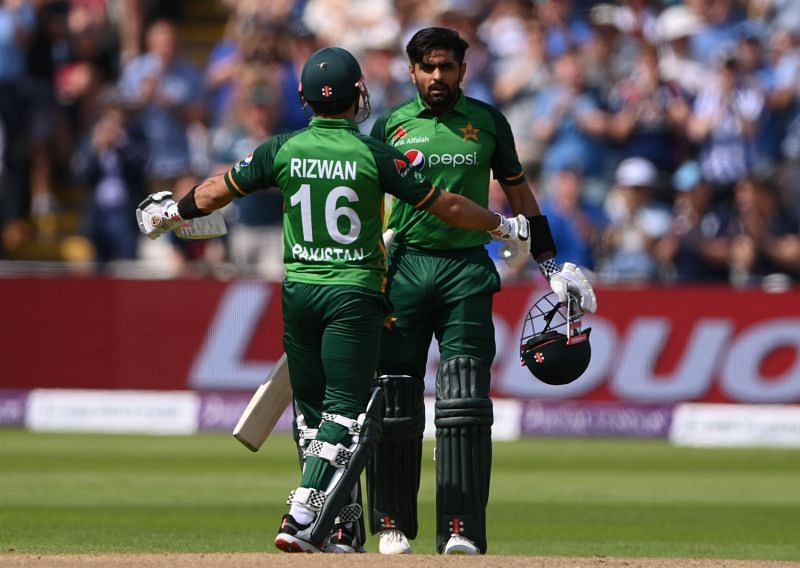 Babar Azam and Mohammad Rizwan have been a prolific opening pair for Pakistan in T20Is.