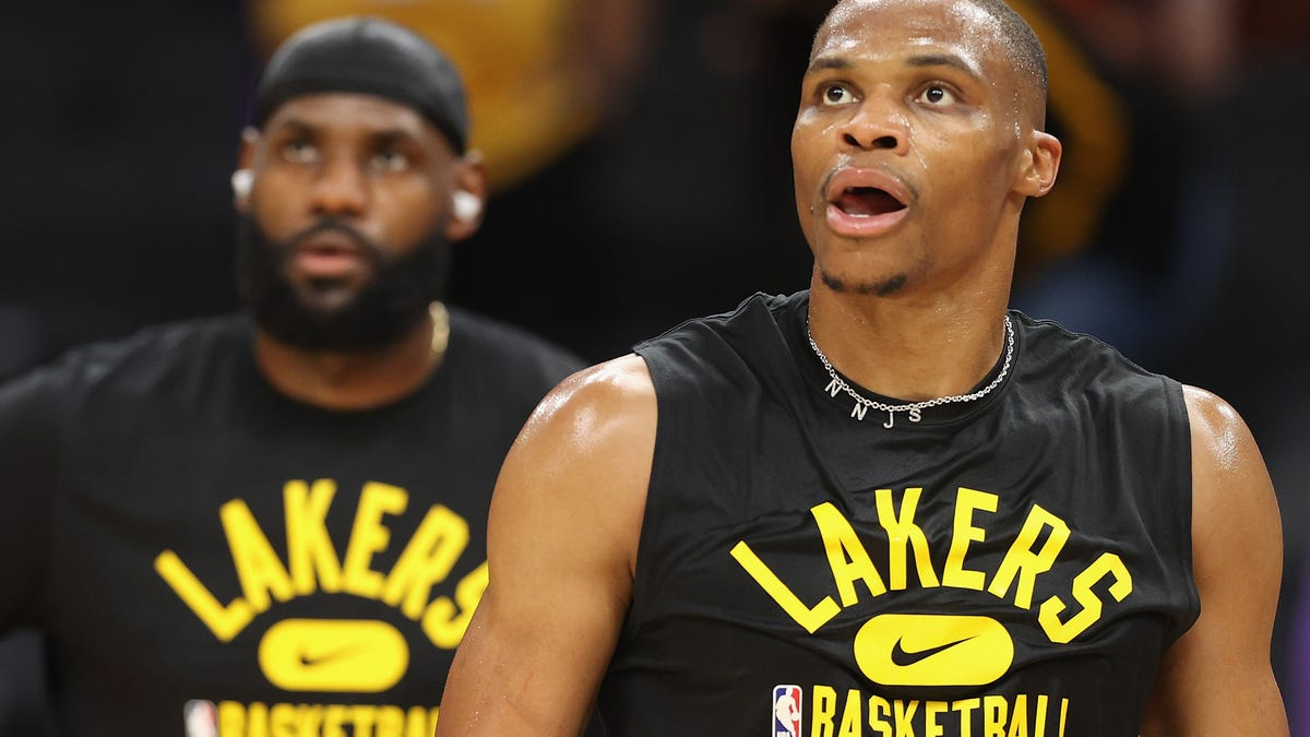 Can Russell Westbrook thrive as a third option with Lakers?
