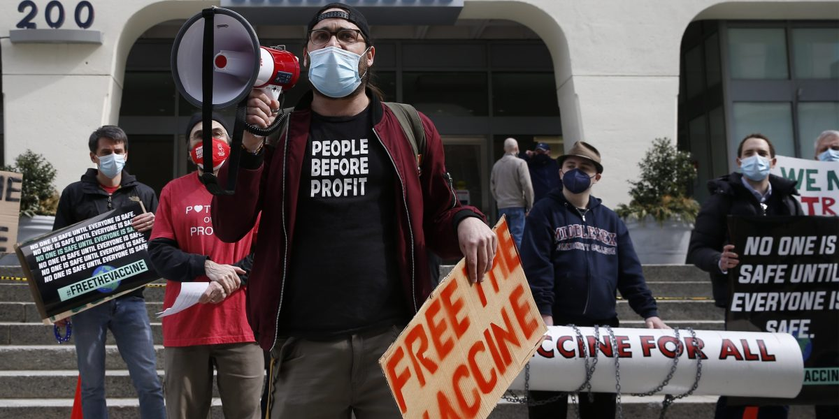 The stalemate over patents is fueling vaccine inequity—and the pandemic