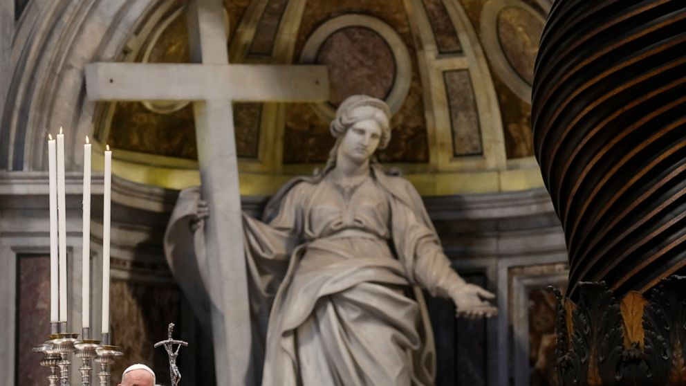 Europe court rejects case seeking to blame Vatican for abuse