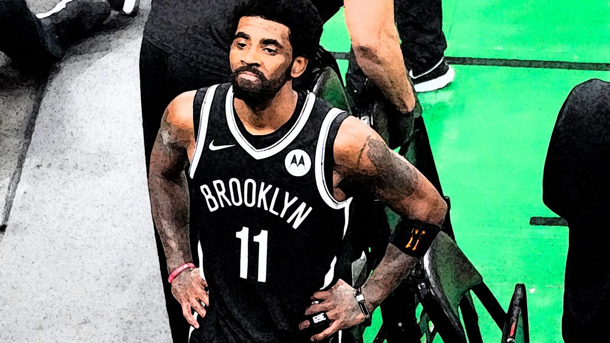 Kyrie Irving celebrated for unvaxxed stance by Donald Trump Jr. and Ted Cruz