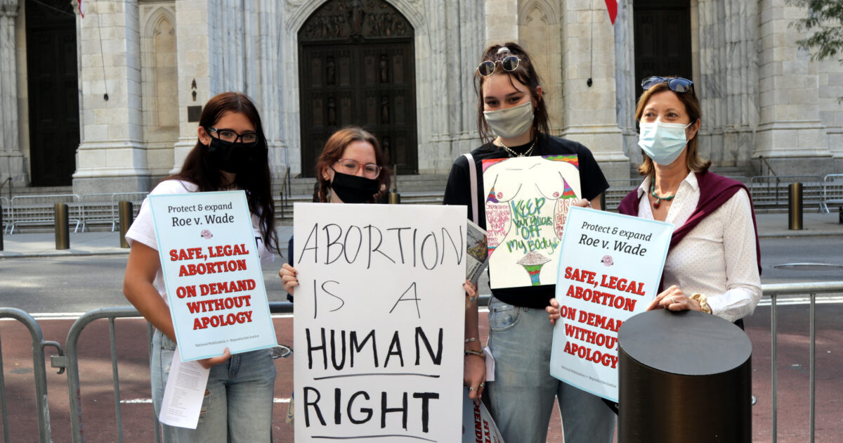 Without Roe v. Wade, Abortion Will Remain Legal in Most States – Reason.com