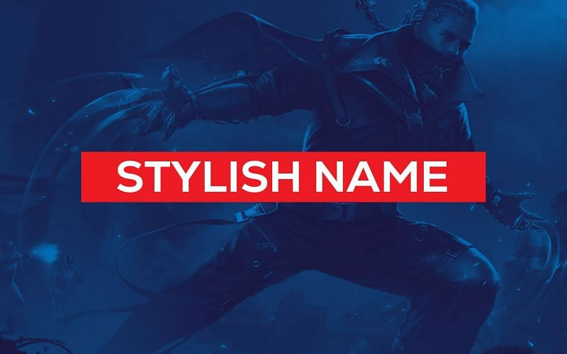 This article looks at stylish names that players can try out in Free Fire MAX (Image via Sportskeeda)
