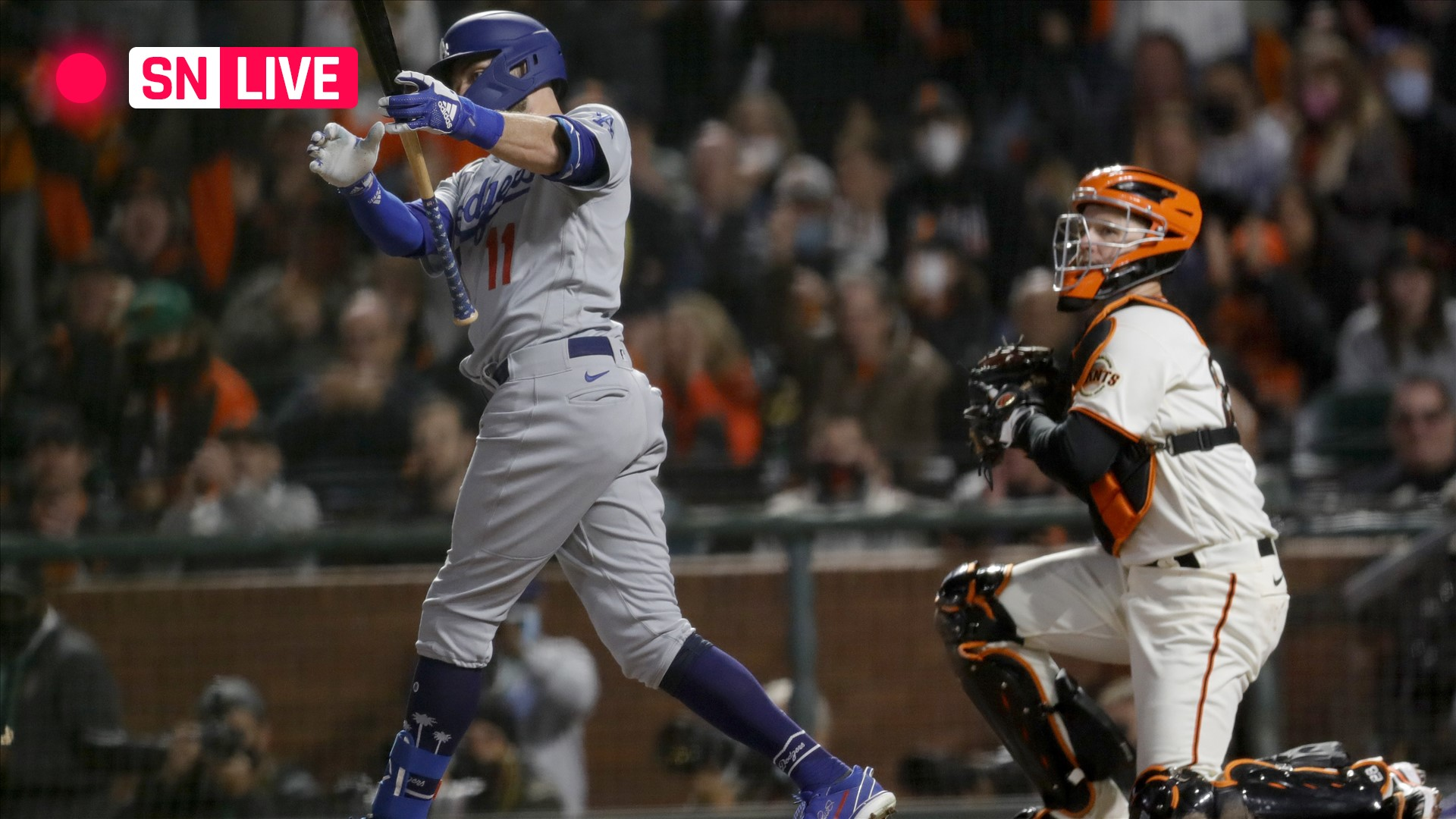 Dodgers vs. Giants live score, updates, highlights from 2021 NLDS Game 5