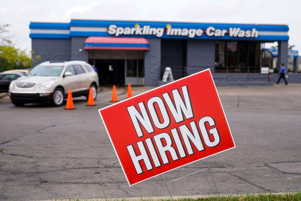Record 4.3 million Americans quit their jobs in August