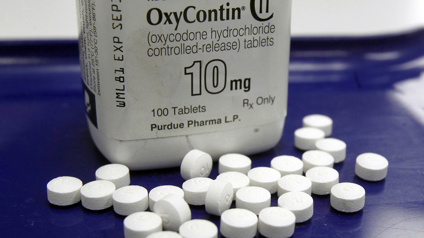Federal judge rejects a government bid to delay Purdue Pharma's bankruptcy settlement : NPR