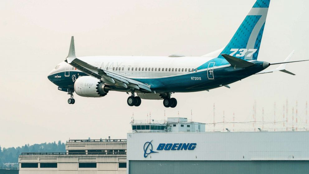 Ex-Boeing test pilot indicted for fraud in 737 Max probe