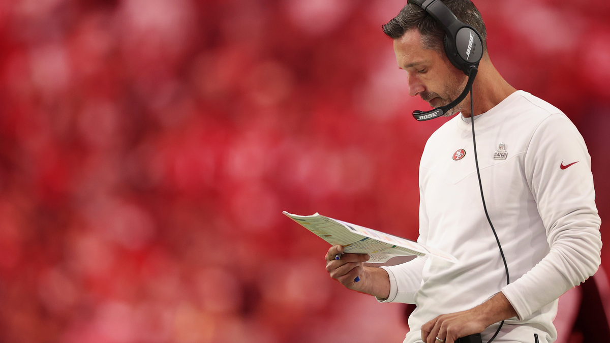 Wait… why isn't Kyle Shanahan on the hot seat?