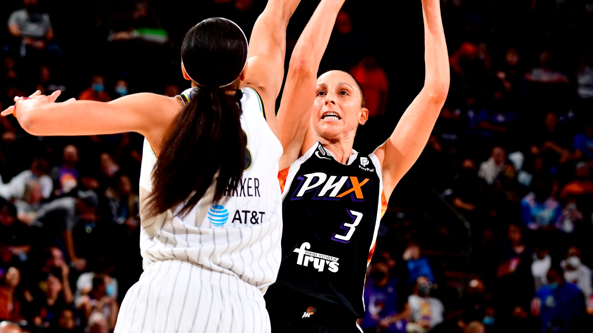 WNBA Finals 2021: Thrilling Mercury-Sky Game 2 decided in overtime, gets Twitter buzzing