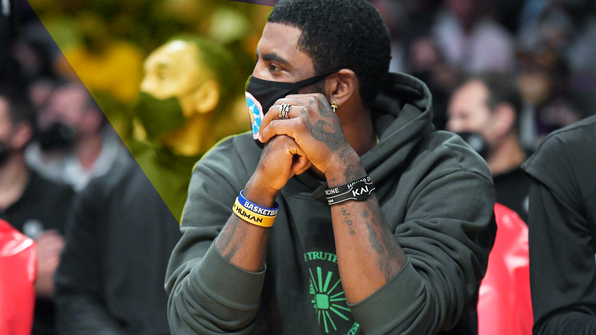 Kyrie Irving says he and his people are protected by God