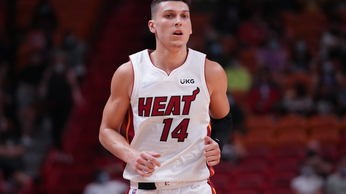 Tyler Herro is not in the same class as Luka Dončić or Trae Young