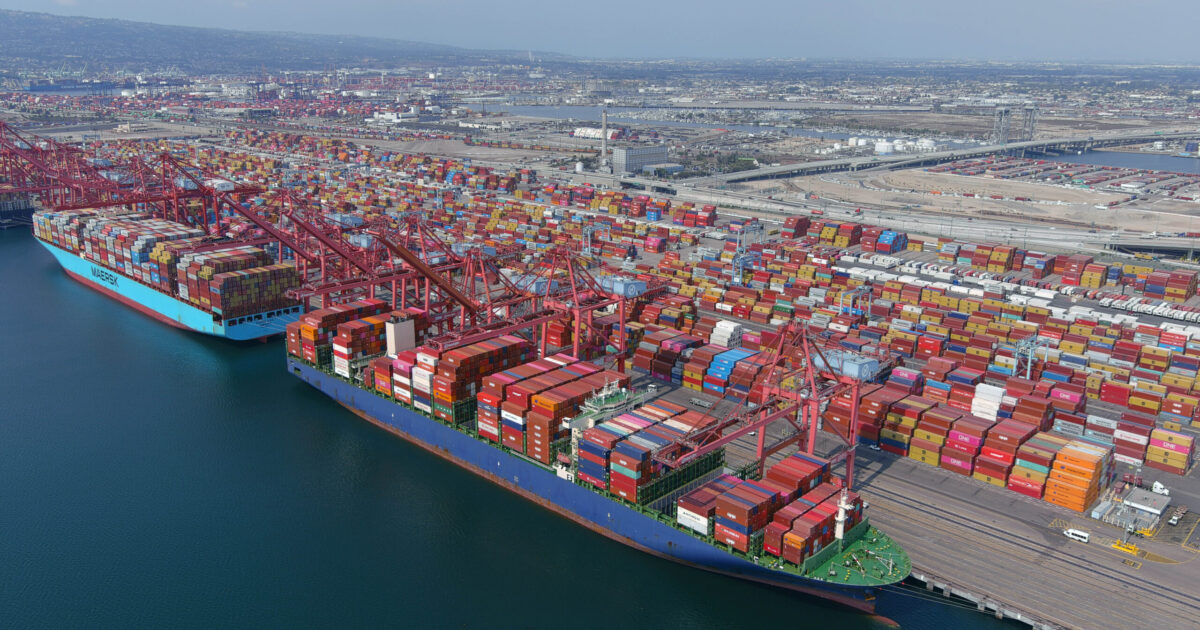 With Ports Clogged, Some Retailers Are Looking for Alternative Supply Chains – Reason.com