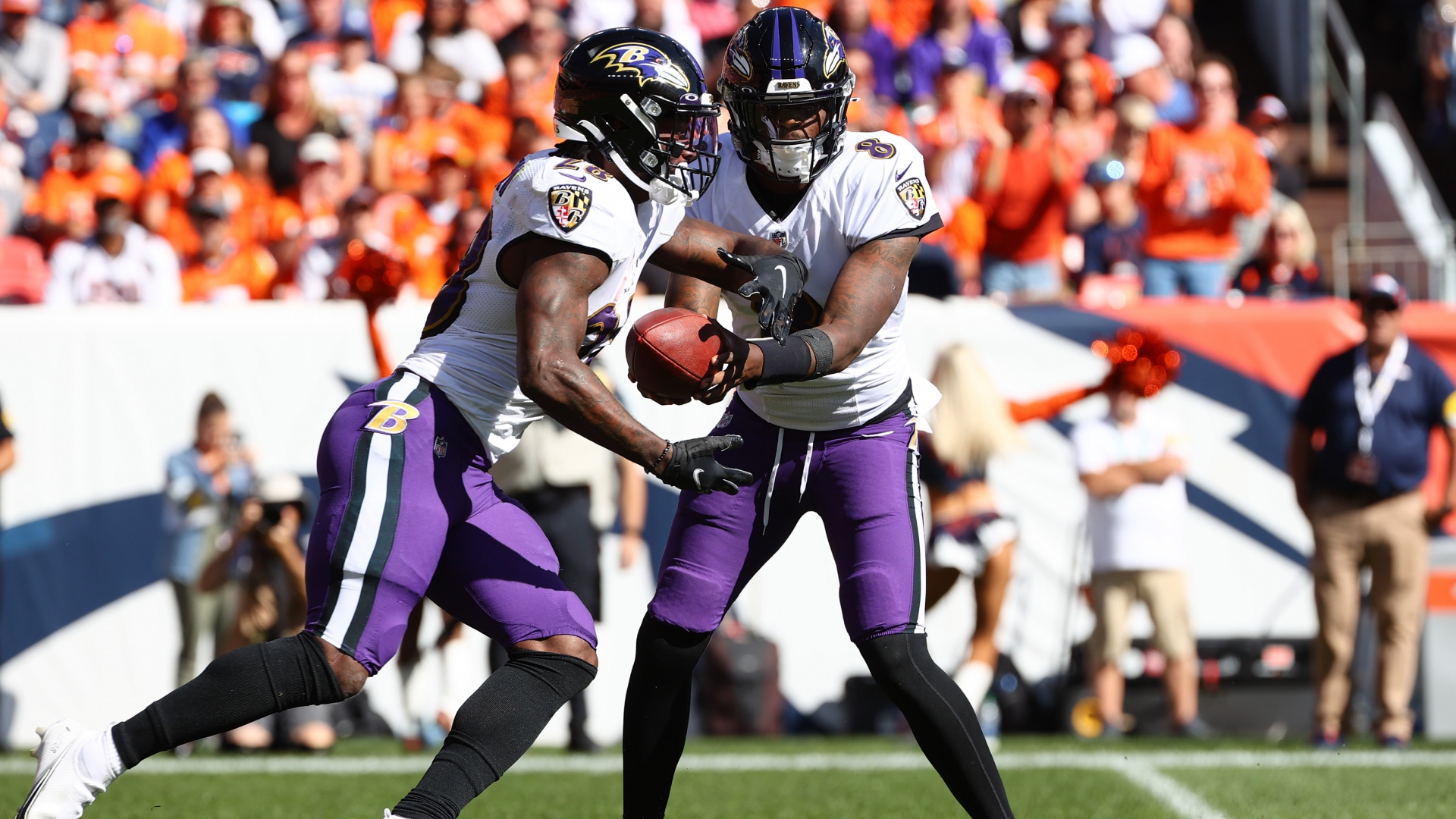 NFL 100-yard rushing record: How Ravens could break Steelers' decades-old record vs. Colts