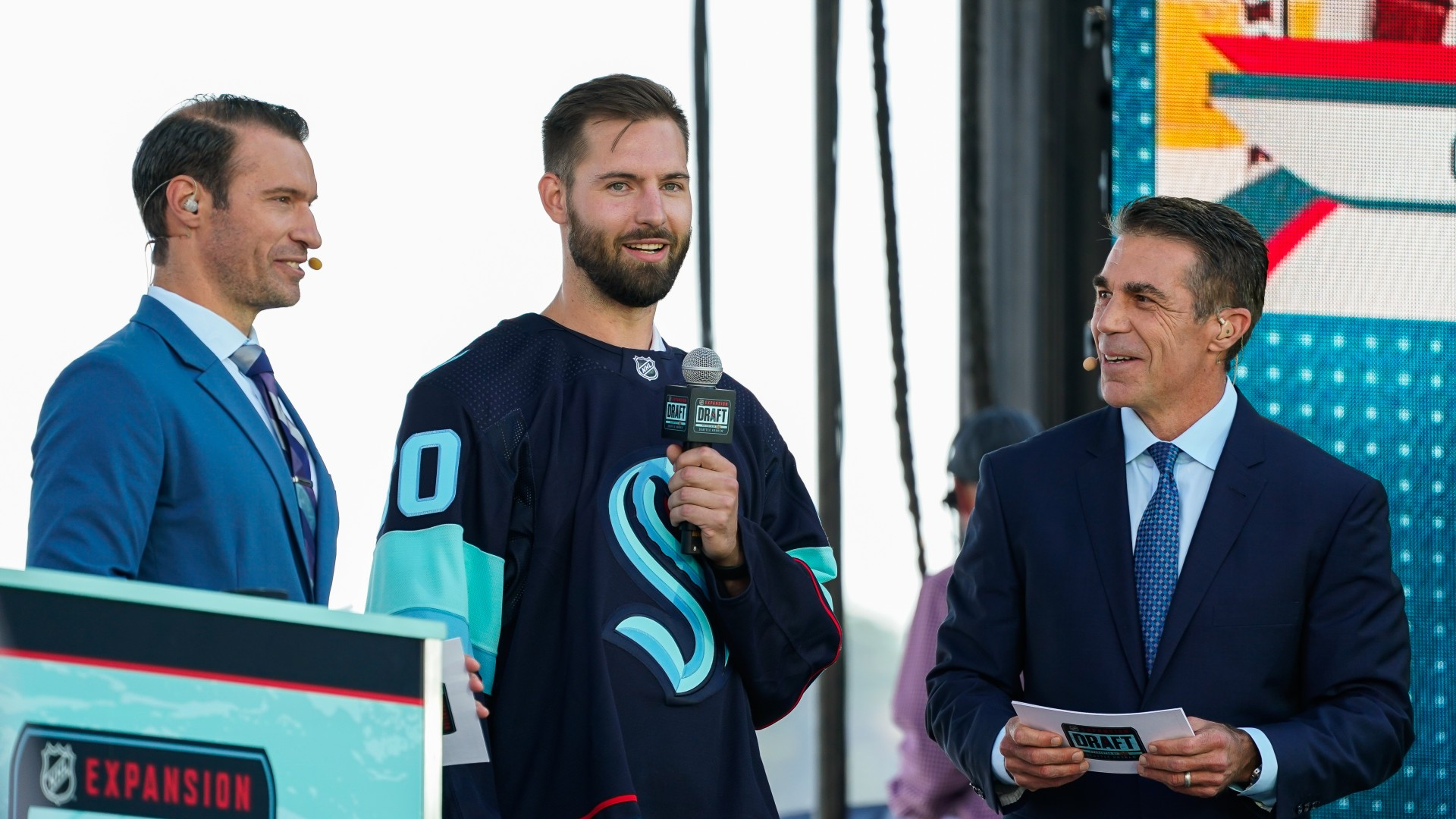 Meet the Kraken: Complete roster, opening games for NHL's newest team