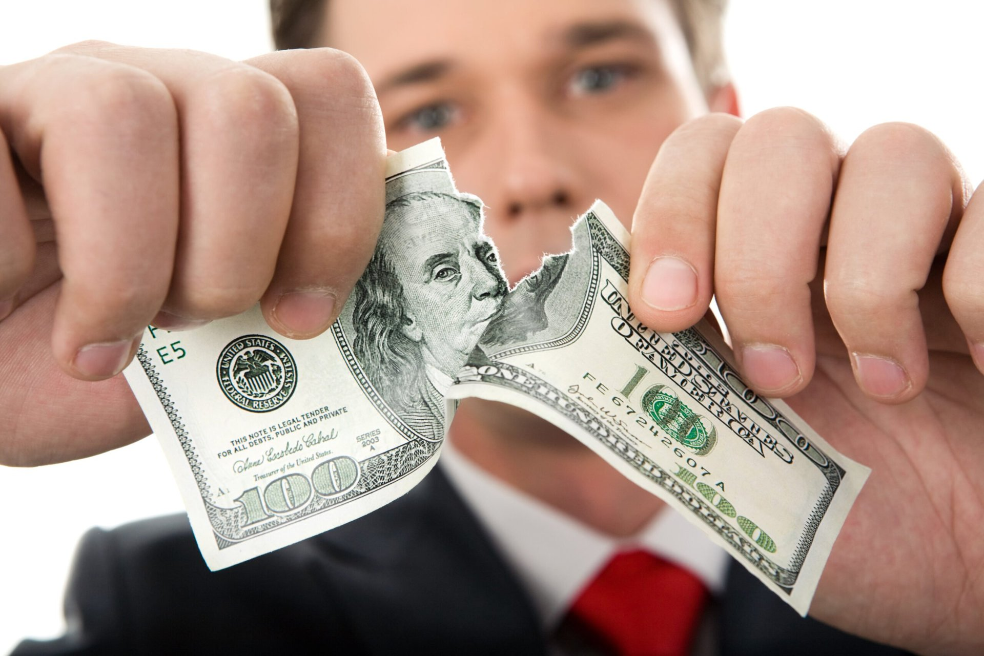 5 Costly Mistakes People Make With Money