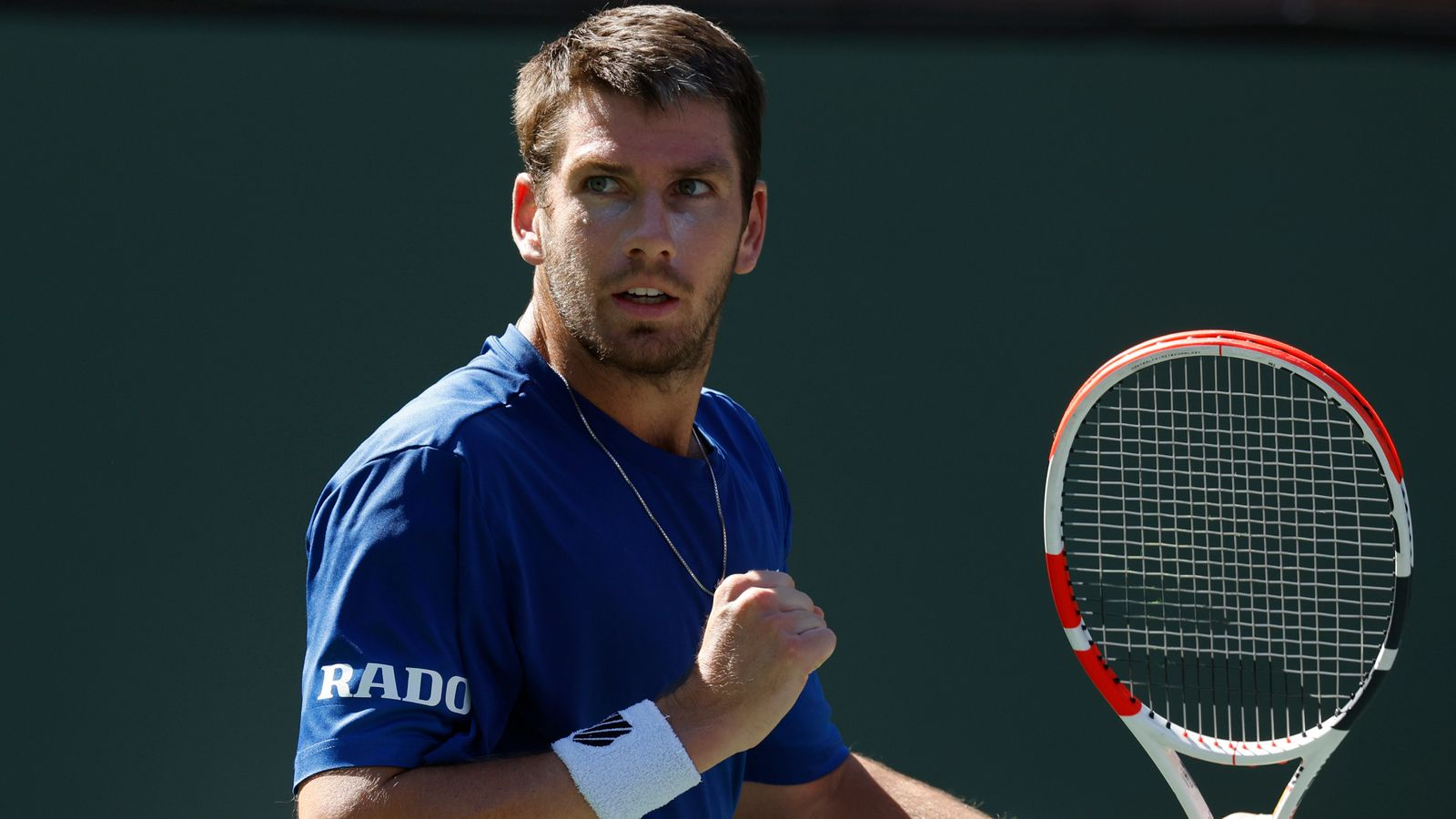 Cameron Norrie makes quarter-finals in Indian Wells, while top seed Daniil Medvedev crashes out   Tennis News