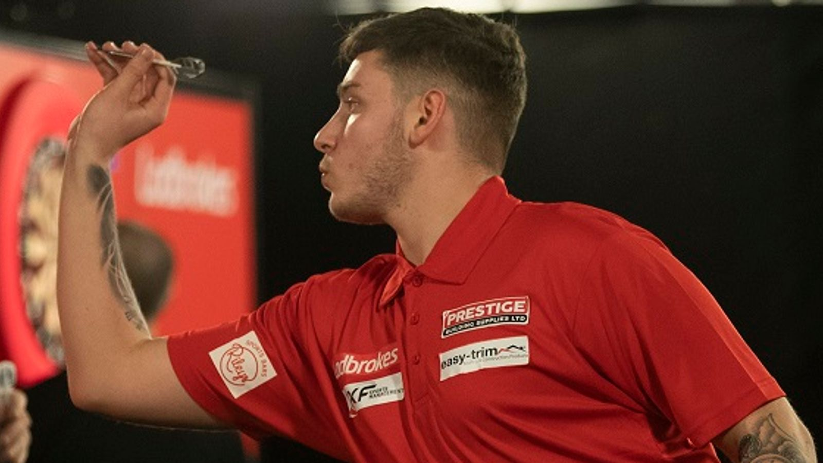 Lewy Williams: Rising Welsh star relishing the big time in impressive first year on the PDC Pro Tour   Darts News