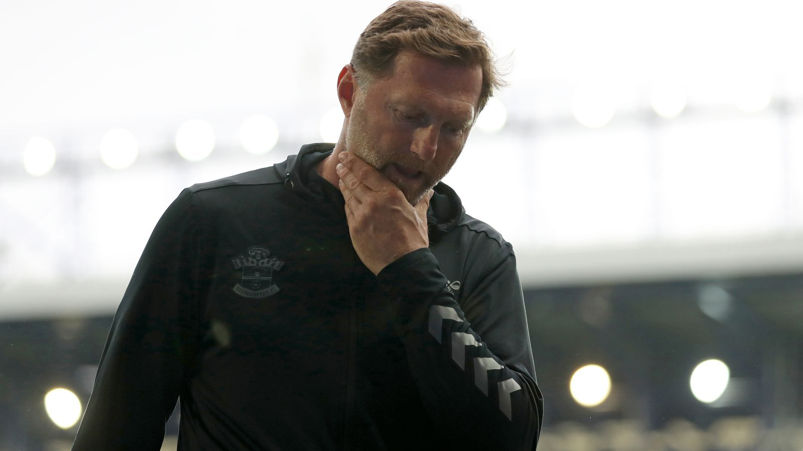 Southampton are light on options at the heart of their defence