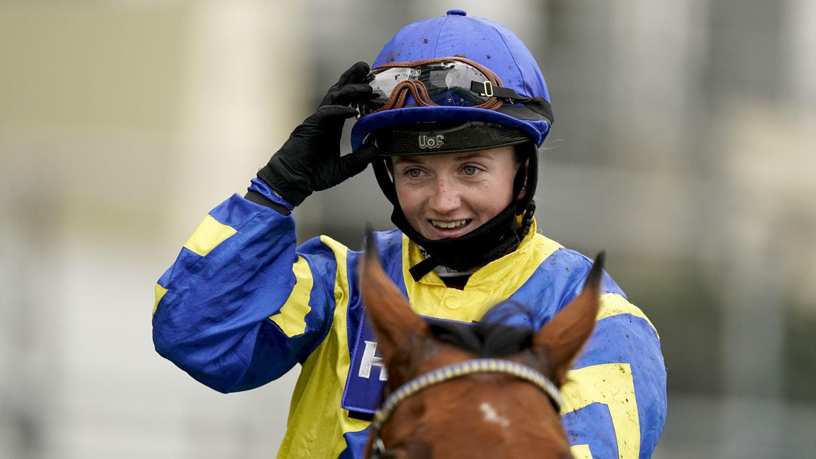 Sky Sports Racing ambassador Hollie Doyle says Ascot is her favourite racecourse ahead of QIPCO British Champions Day   Racing News