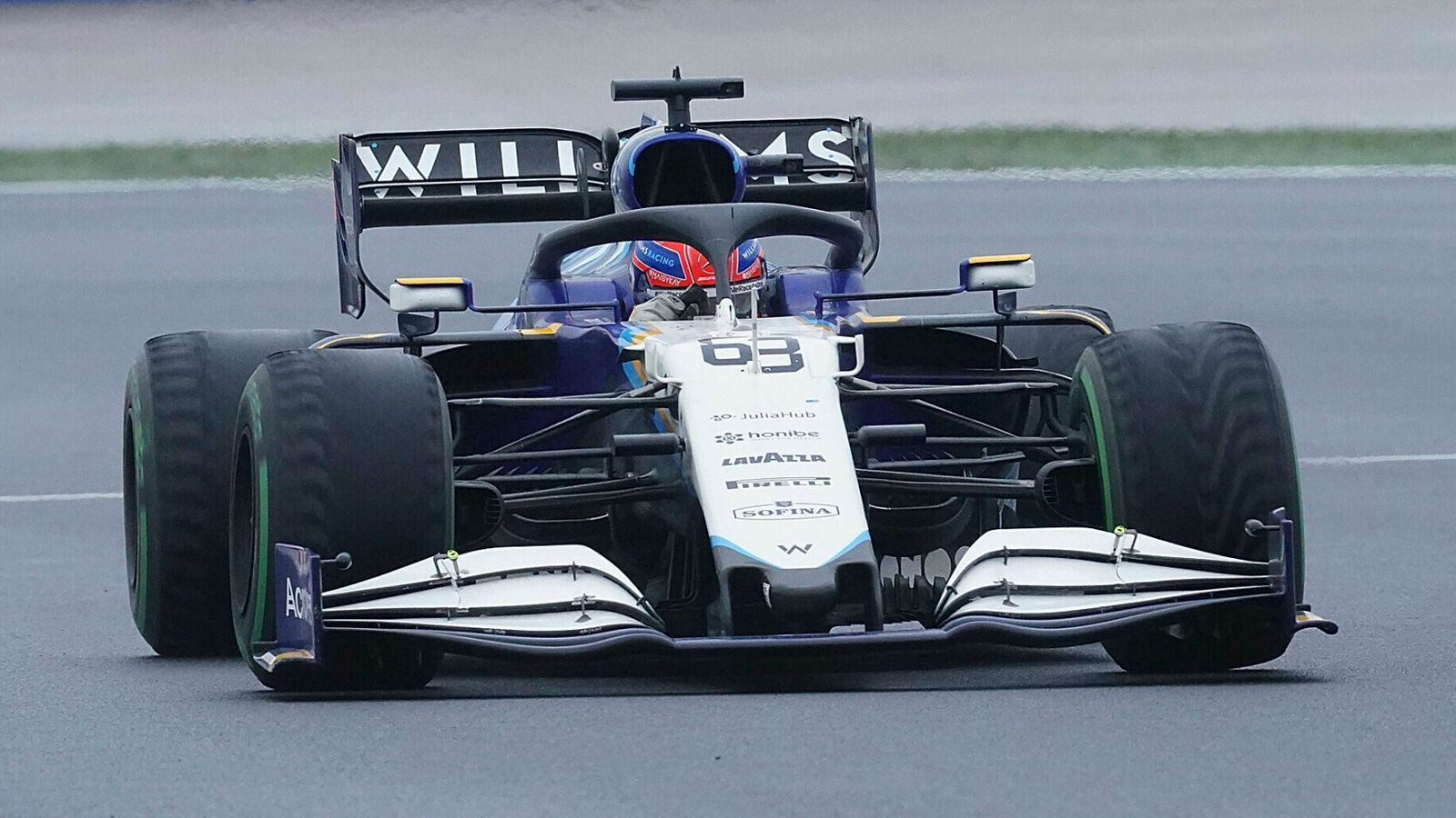Climate change: Williams Formula 1 team targeting 'sustainable transformation' by 2030