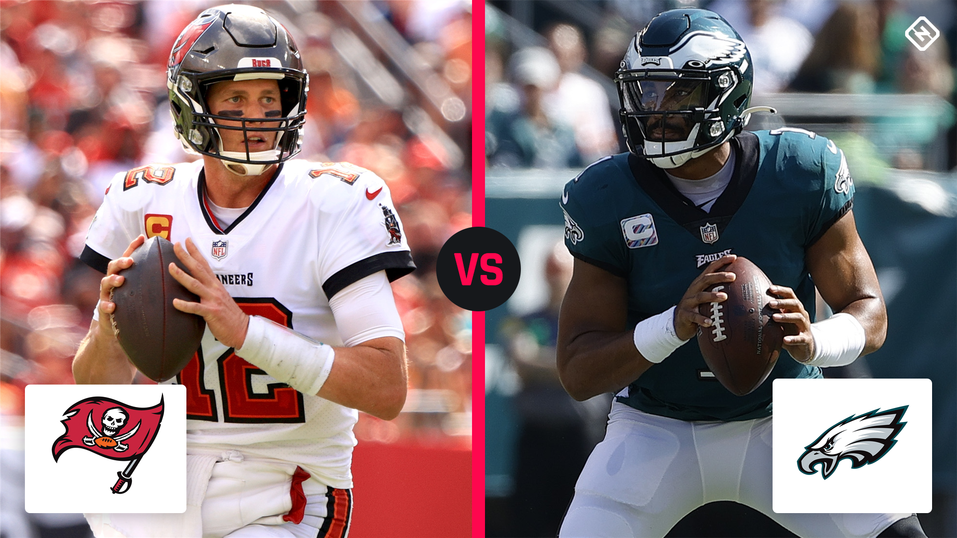 Eagles vs. Buccaneers odds, prediction, betting trends for NFL 'Thursday Night Football'