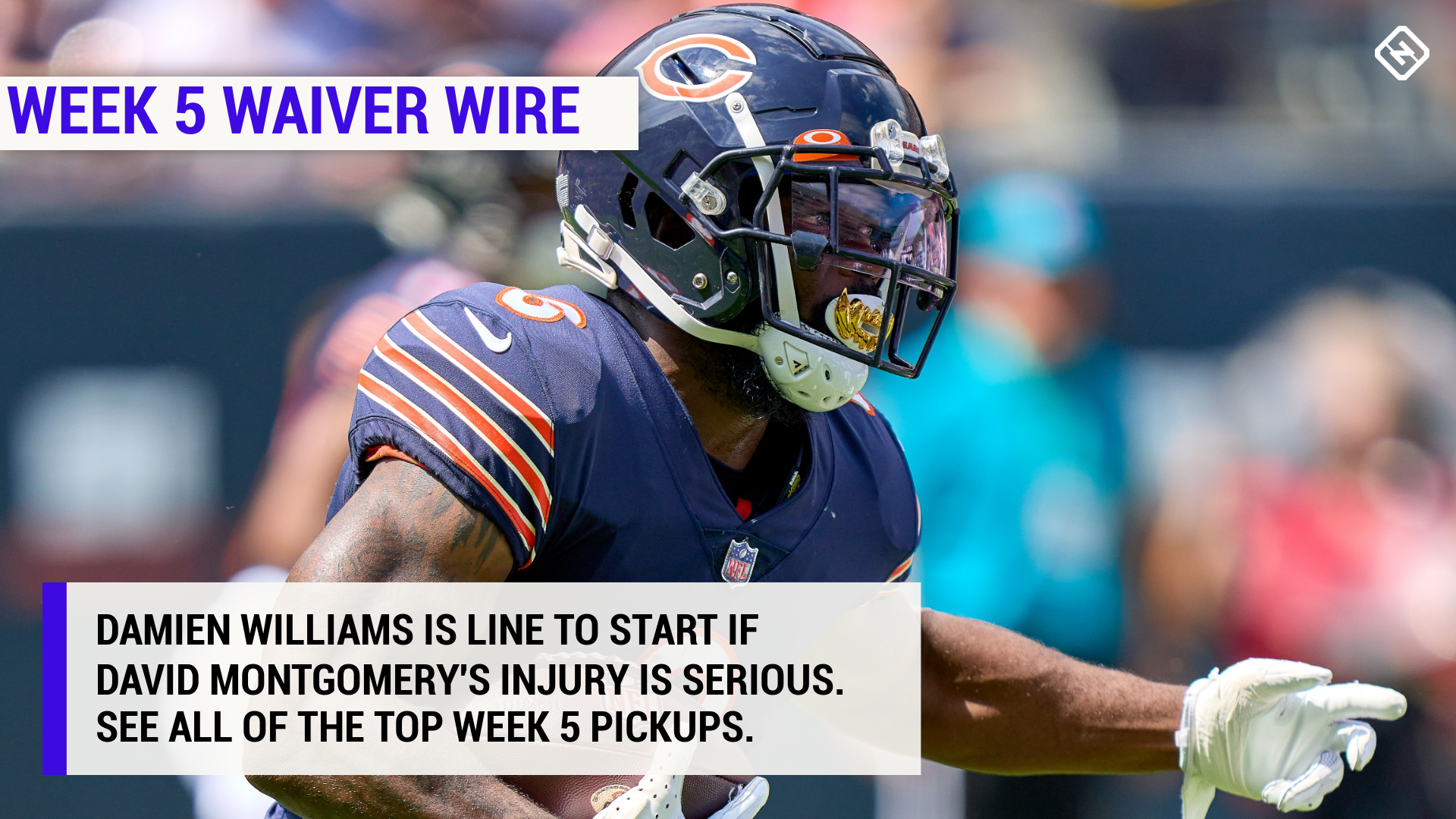Best fantasy football waiver wire pickups for Week 5