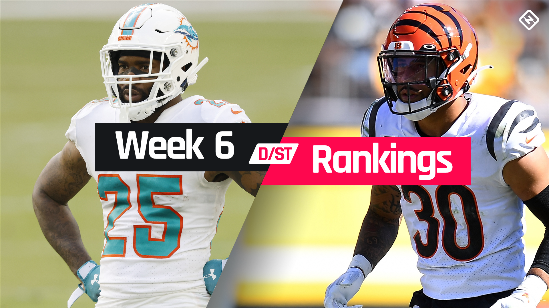 Fantasy Defense Rankings Week 6: Who to start, sit at D/ST in fantasy football