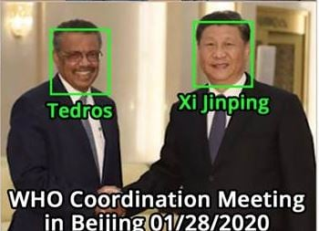 After Grossly Inflating COVID Death Rates, the WHO's Terrorist Connected Director General Tedros Now Claims Climate Change is the 'Single Biggest Health Threat Facing Humanity'